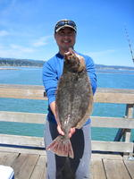 Neil and lingcod