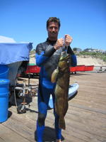 Randy and lingcod