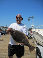 Pete and halibut