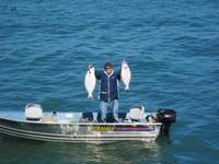 Rubin and halibut