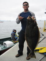 Peter and halibut