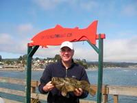 Dan and grass cod
