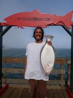 Sambo and halibut