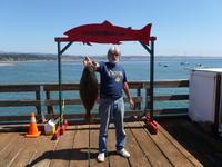 John and halibut
