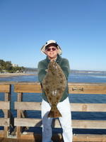 John and first legal halibut