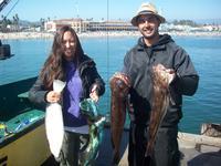 Santa Cruz: Bryan and Laressa Catch