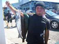 Santa Cruz: Leland's fish