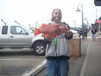 Santa Cruz: Big catch for the day
