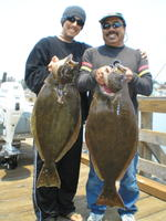 Sammy and Samuel and Halibut