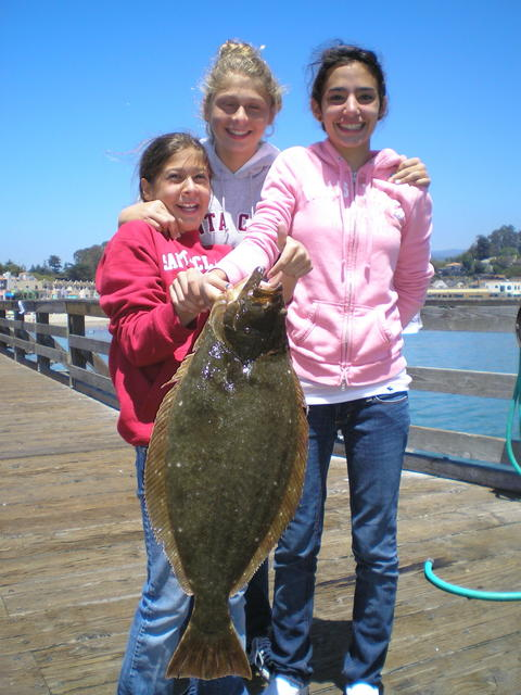 Kristin and Friends and Halibut