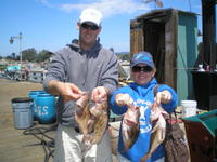 Robert Angelica and their catch