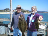 John and John C and halibut