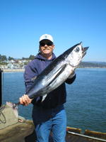 Big ol tuna!