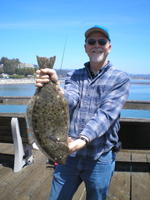 First Wharf Halibut of 2008