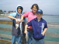 fishing the Capitola area.