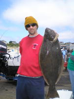 Paul and halibut