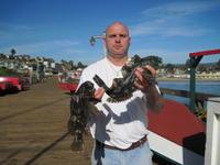 Jason and rock fish